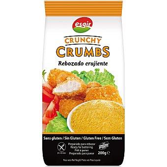 Esgir Crunchy crumbs rebozado crujiente SIN gluten Bolsa 200 gr