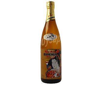 RASHOMON Sake con denominación de origen Kioto Botella de 75 centilitros