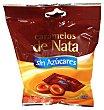 Caramelo sin azúcar nata Paquete de 90 g DOLIS
