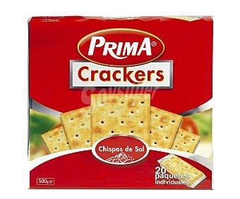 Prima Cracker Chispas Sal 500 Gramos