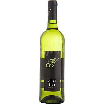 Albaflor Vino blanco joven D.O. Benissalem botella 75 cl botella 75 cl