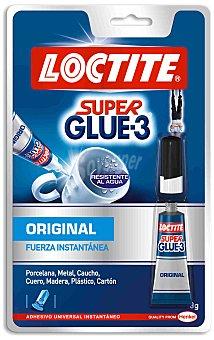 Loctite Pegamento super GLUE-3 3 g
