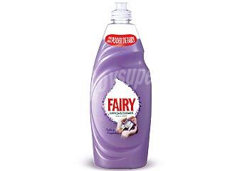 Fairy Fairy Limpieza y Cuidado Rosa y Satén 500 ml