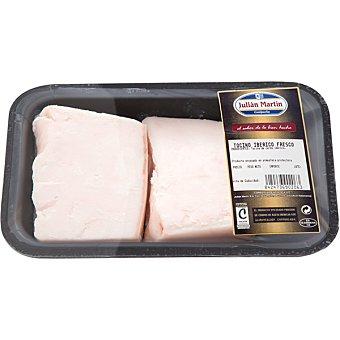 JULIAN MARTIN Tocino fresco de cerdo ibérico Bandeja 300 g