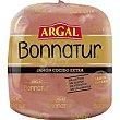 Jamón cocido Bonnatur 0,25kg al corte Argal