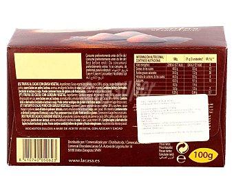 Lacasa Trufas al cacao puro 100 gramos