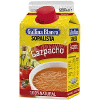 Gallina Blanca Sopalista de gazpacho Brik 500 ml