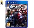 Marvel's Avengers para Playstation 4. Género: acción, pegi: +16.  Marvel