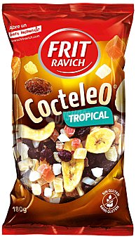 Frit Ravich Cóctel de frutos secos tropical 180 g
