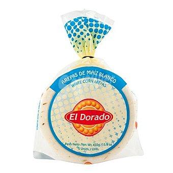 El Dorado Arepa de maiz blanco 5 ud