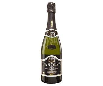 CAROLVS RESERVA IMPERIAL Vino espumoso brut nature Botella de 75 cl