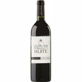 Castillo de Olite Vino Tinto Reserva Navarra Botella 75 cl