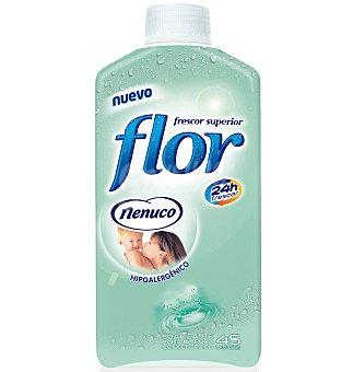 Flor Suavizante concentrado colonia Botella 45 dosis