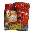 Café grano natural pack 2 unidades de 500 G 1 kg Toscaf