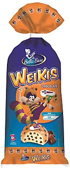La Bella Easo La Bella Easo Weikis Chocolate 6 uds. 250 g