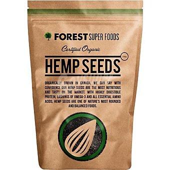 Forest super foods semillas de cáñamo ricas en proteínas ecológicas  envase 250 g