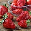 Fresas ecológicas Bio 250 gr.
