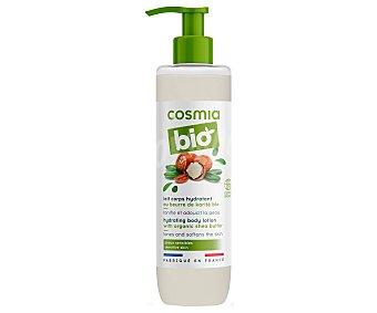 Cosmia Crema corporal hidratante con acción tonificante, especial pieles sensibles BIO 250 ml