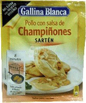 Gallina Blanca SALSA CHAMPIÑONES 24 GRS