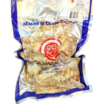 CALMARSA Manos de cerdo cocidas 500 g