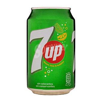 7Up Refresco de lima limón Lata 33 cl