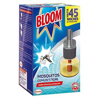 Bloom Insecticida eléctrico líquido antimosquitos 1 recambio.