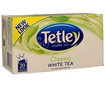 Tetley Té blanco Caja 20 sobres