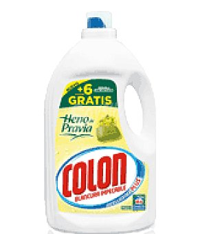 Colón Detergente gel heno Pravia 44 lavados