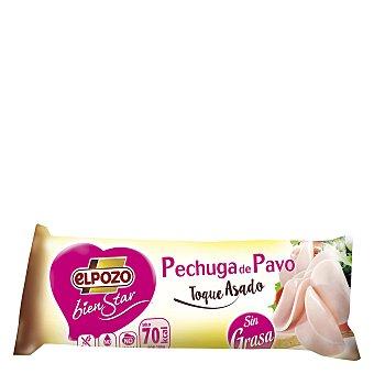 ElPozo Pechuga de Pavo toque asado sin grasa Bienstar 400 g