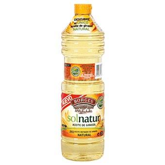 BORGES Aceite de girasol Botella de 1 l