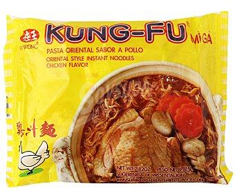 Kung-fu Fideos sabor a pollo Paquete de 85 g