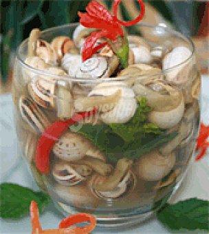 Vegacor Caracoles cabrilla salsa tradicional 550 g