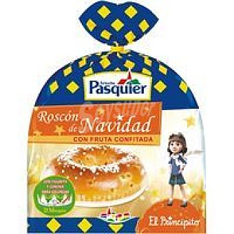 Pasquier Rosco de Reyes con frutas escarchadas Caja 450 g