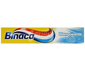 Binaca Dentífrico blanqueante Tubo 75 ml