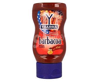 Ybarra Salsa barbacoa con miel al estilo de Texas 250 mililitros