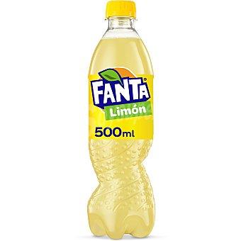 Fanta Refresco de limón Botella de 50 cl