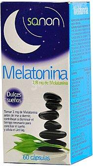Sanon Melatonina capsulas 60 ud