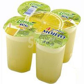 Lemon Ice Granizado de mojito Pack 4x175 ml
