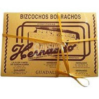 Hernando Bizcocho borracho 12 unid