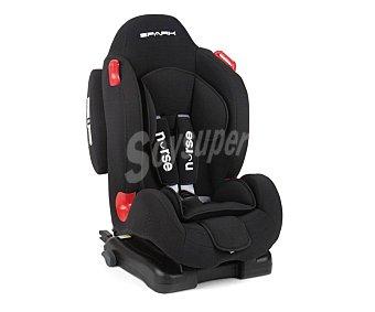 Baby nurse Silla de auto para grupo i/ii, isofix, negro, spark, nurse