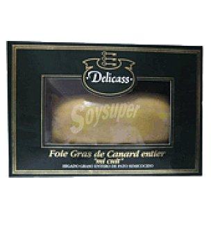 Delicass Foie-gras mi cuit 325 g