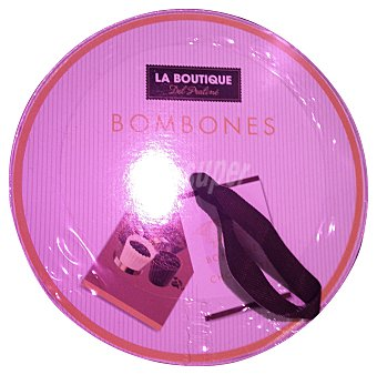 BOUTIQUE PRALINE Bombón surtido chocolate blanco / leche / negro 150 g
