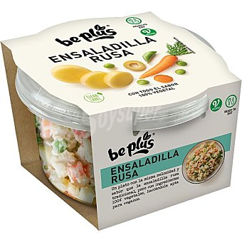 Be Plus Ensaladilla rusa vegana Tarrina 200 g