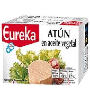 Eureka Atún en aceite vegetal 72 g