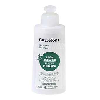 Carrefour Gel intimo especial irritación 200 ml