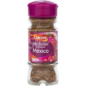 Ducros Sazonadores del mundo México ideal para carnes y verduras Tarro 40 g