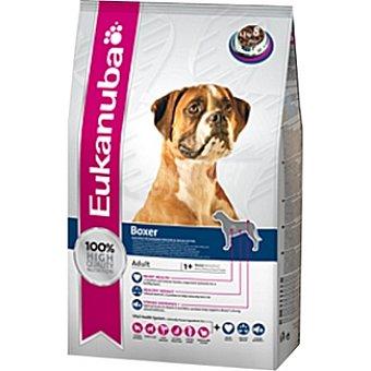 EUKANUBA BOXER Alimento completo para perros adultos de raza bóxer Bolsa 12 kg