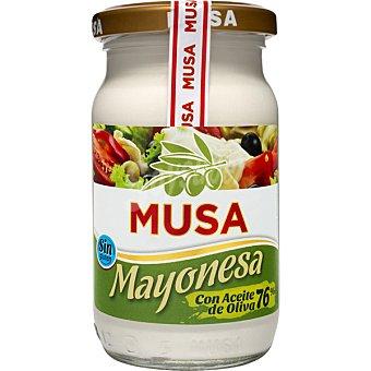 MUSA Mayonesa con aceite de oliva Frasco de 225 ml