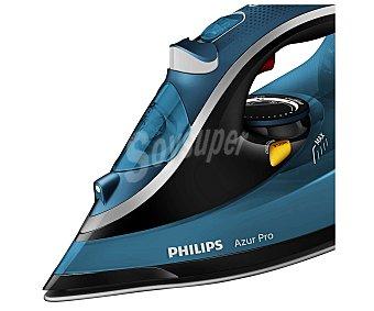 Philips Planchas de vapor philips Azur Pro GC4880/20 con suela t-ionicglide, potencia: 2800w, vapor continuo: /min, golpe de vapor: 200gr/min, vapor vertical 50gr