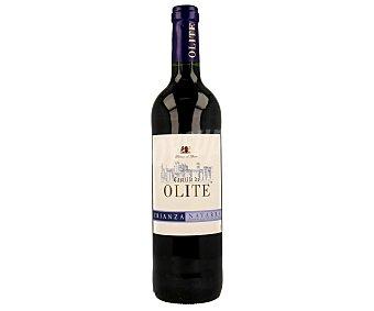Castillo de Olite Vino tinto crianza D.O. Navarra Botella 75 cl